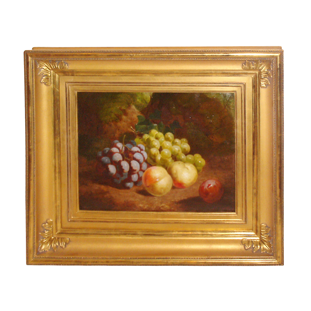 Still Life of Fruit,Charles Bale