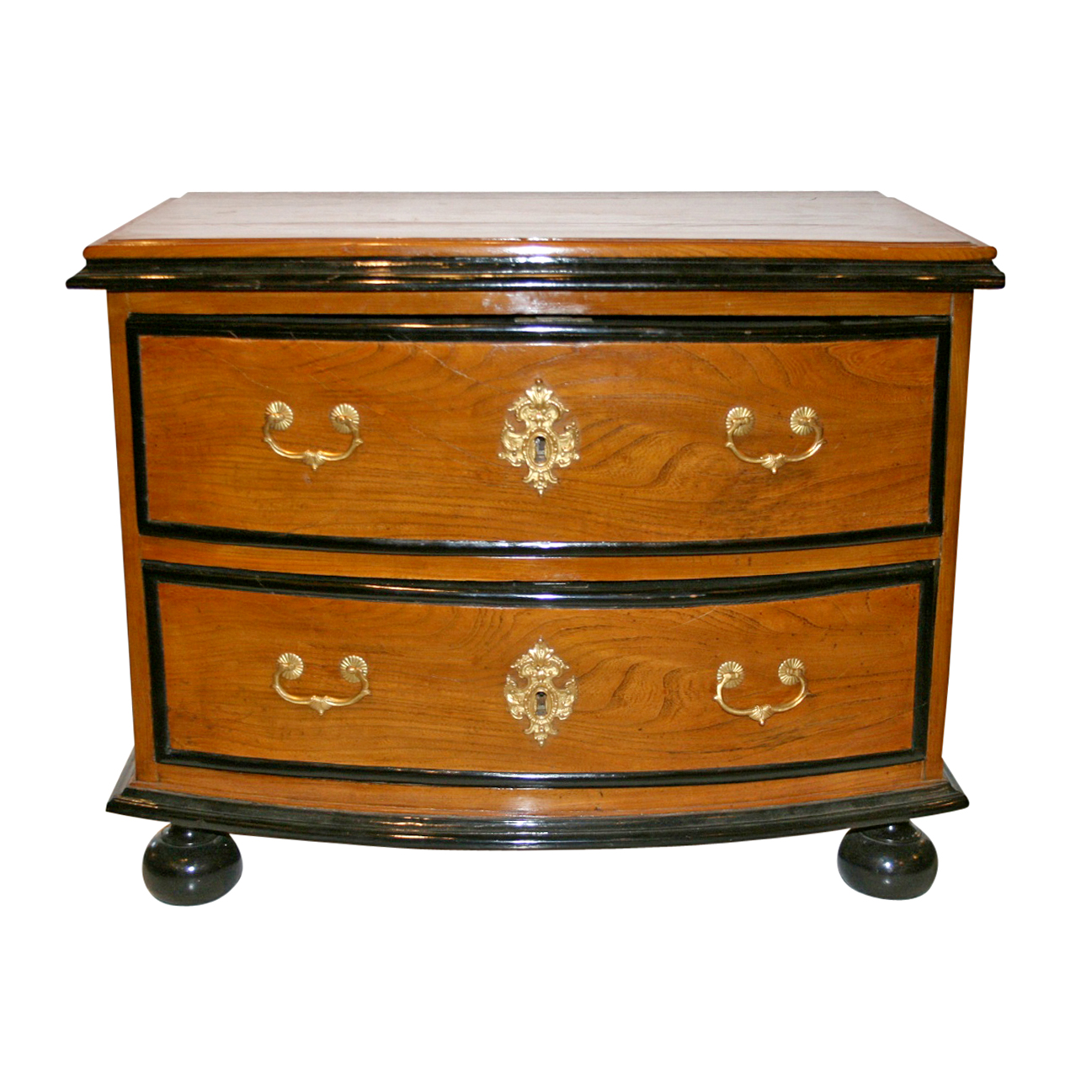 Continental 2 Drawer Chest