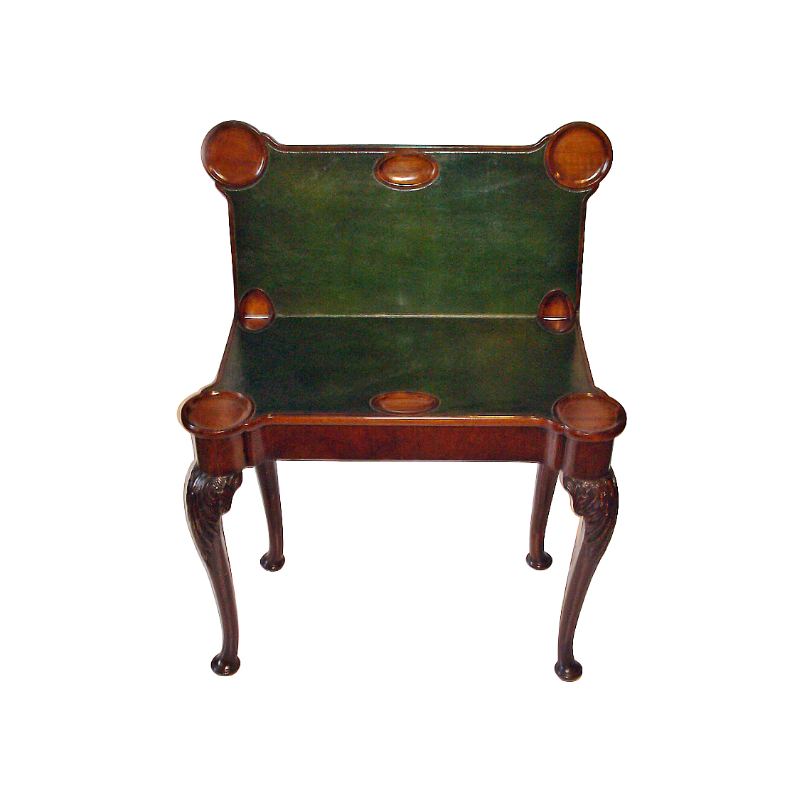 George II Card Table