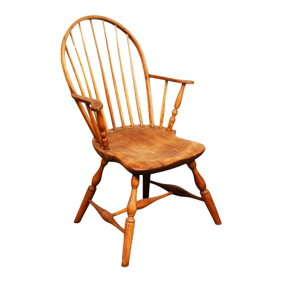 windsor-bow-back-armchair