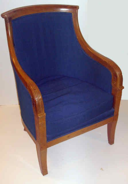 Empire Armchair Item #10000