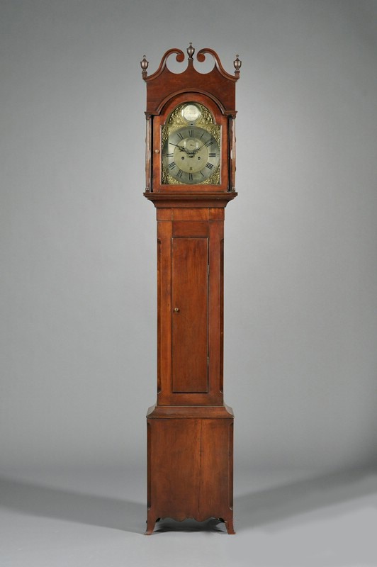 13076 Tall Case Clock